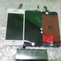 Lcd iPhone 5S fullset baterai ori