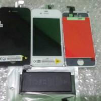 Lcd iPhone 4s fullset baterai