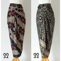 rok batik Kain Lilit 32 dan 33