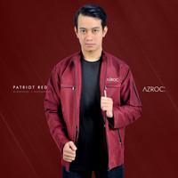 AZROC - Jaket Cowok Anti Air Anti Angin