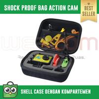 Tas / Case Xiaomi Yi & GoPro / Action Cam Shock-proof Storage Bag