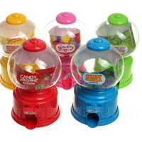 Toples Plastik | Mika | Kue Permen | Lucu | Candy Machine + Celengan