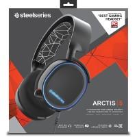Steelseries Arctis 5 Black RGB - Gaming Headset