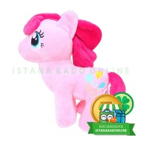 Boneka My Little Pony Kuda Poni Pinkie Pie 10 inch Pink [TC]