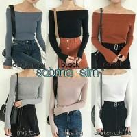 Sabrina Slim Atasan Wanita / Sweater