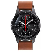 Samsung Gear S3 Frontier Leather / kulit strap / band