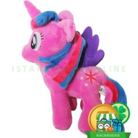 Boneka My Little Pony Kuda Poni Twilight S 13 inch Ungu [TC]