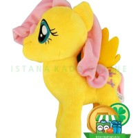 Boneka Karakter My Little Pony Fluttershy Pink Yellow 13