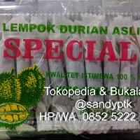 Lempok / Dodol Durian khas Pontianak (Stick)