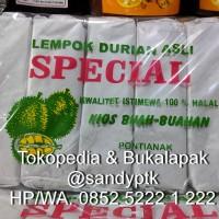 Lempok / Dodol Durian khas Pontianak (Kemasan Besar)