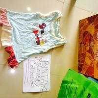 Preloved baju dress anak Import bintang collection bekas seken
