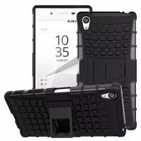 Sony Z5, Z5 Compact, Z5 Premium Rugged Armor Hybrid Hard Case Casing