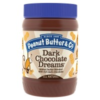 Peanut Butter & Co Dark Chocolate Dreams 454 Gram