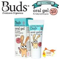 Buds Organic - Oral gel 30ml (0-12m)