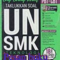 Buku Siap Setiap Detik! Taklukkan Soal UN SMK Teknologi 2016