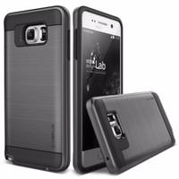 Casing Samsung Galaxy Note 5 Back Case Cover Verus Verge Steel Spigen