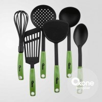 OXONE Nylon Kitchen Tools Set 6 Pcs Sutil Spatula Alat Masak OX-953