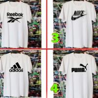 Kaos Oblong/thsirt/baju/ Nike Putih