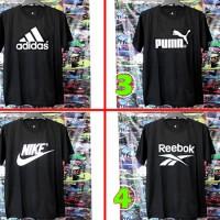 Kaos Oblong/thsirt/baju/ Nike Hitam