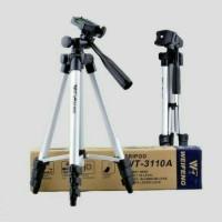 TRIPOD 1 Meter WEIFENG/Ringstar/Tefeng 3110A plus Holder U Universal