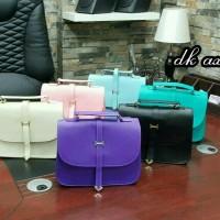 tas selempang simple/ Realpict / tas wanita murah