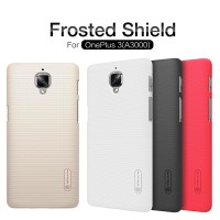 OnePlus 3 / 3T Hard Case - Nilkin Frosted Shield Series