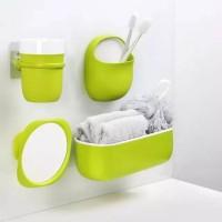 Original REMAX Bathroom Accessories SetRT-BA01 Perlengkapan KamarMandi