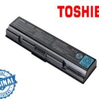 Baterai Laptop Toshiba Satellite A205, Equium A200,A210, dll (Ori)
