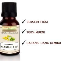 Happy Green 30 ml Ylang Ylang Essential Oil - 30ml Minyak Bunga Ylang