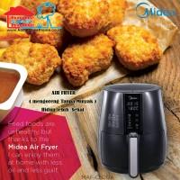 Midea MF-CN20A Air Fryer penggorengan tanpa minyak untuk hidup sehat