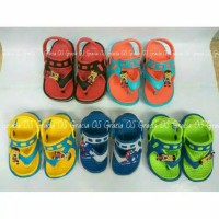 Sandal Anak Karakter - Sepatu bayi Sepatu anak Sandal bayi anak murah