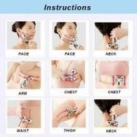3d massager face lift / pengencang wajah/ penirus wajah