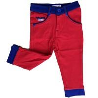 Celana Anak Perempuan 7/8 Colorful Stretch Denim Im2 Merah - Best