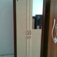 lemari pakaian 2pintu