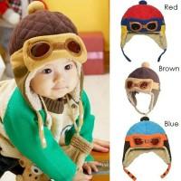 Topi Bayi Pilot