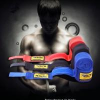 Dua Handwrap Hand Wrap Tinju Boxing MMA Muay Thai 2.5 Meter Merk Walon