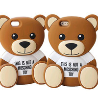 case teddy bear iphone 5