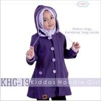 Jaket Anak Perempuan Hoodie Ungu Korea Sweater Cewek 19 - 4