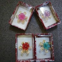 souvenir bros bunga murah / souvenir pernikahan