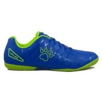 Sepatu Futsal Kelme Star 9 Blue Yellow