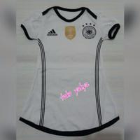 dress baju bola anak perempuan ( e )