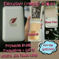 EXCLUSIVE COMPACT POWDER SR12