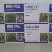 TONER COMPATIBLE HP LASERJET : CF400A-CF401A-CF402A-CF403A ( CMYK )