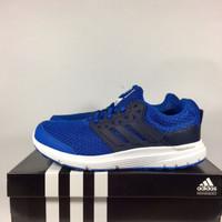 SEPATU RUNNING LARI ADIDAS RUNNING GALAXY 3M BLUE ORIGINAL