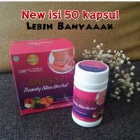Terbaik Sinensa Beauty Slim Herbal BPOM Original - Pelangsing Herbal B