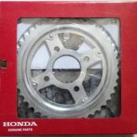 Gear set Honda Tiger