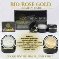 (Paket BPOM) Cream Bio Rose Gold
