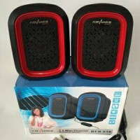 Speaker Advance Usb Duo-050