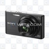 Sony Cyber-shot DSC-W830 - Black