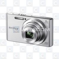SONY Cyber-shot DSC-W830 - Silver